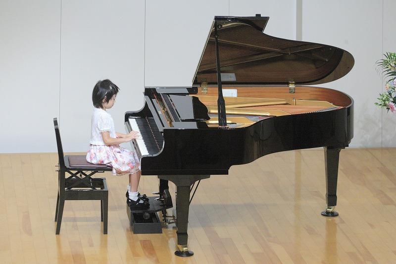 2016年5月29日 dolceピアノ教室発表 吉田町立図書館 視聴覚ホール